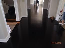 Dark Stained Oak Flooring  10500 E 54th Ave U2022 Denver CO 80239 Staining Hardwood Floors Black