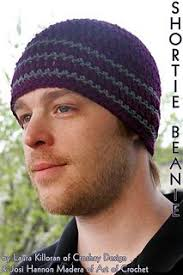 Mens Crochet Beanie Pattern Impressive Beanie Pattern For Your Man CrochetHolic HilariaFina Pinterest