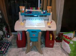 deluxe art desk for kids with supplies storage to desks 10art 88 deluxe 88 fantastic photo art desks for kids toddler tabled chairs diy beds ideas