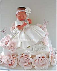 Baby Girl Christening Cake Christening Cakes Sydney Christening