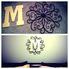 letters wall decoration hanging nursery wooden letters wall decor