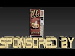 Big Bennys Vending Machine Cool Vray Animation 48 Big Bennys YouTube