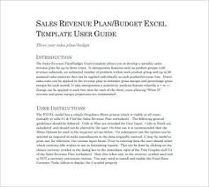How To Write A Sales Plan Template Adorable 48 Sales Action Plan Examples PDF DOC Pages