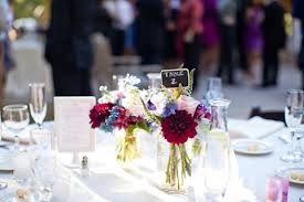 Mason Jar Table Decorations Wedding it's all in the details ten ways with mason jars BLOVED Blog 62