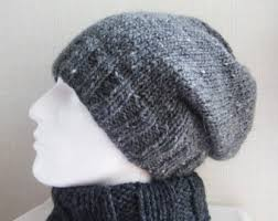 Free Slouch Hat Knitting Patterns Adorable Cool Hat Knitting Patterns Easy Knitting Patterncharley Mans