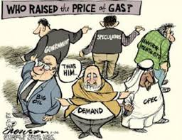 Image result for rising oil prices
