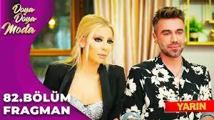 Tv8 - Doya Doya Moda 82. Bölüm Fragmanı   KOMBİNLER SALIYI SALLADI!    F