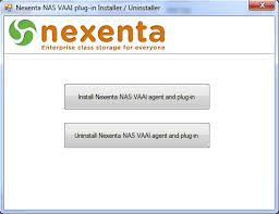 Nexenta Vaai Nas Beta Released Nfs Hardware Acceleration
