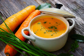 Image result for free images cream of carrot soup