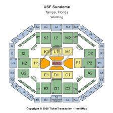 Usf Sundome Seating Chart