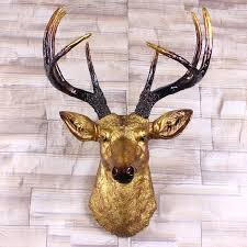 deer head decor deer head wall decor stunning animal head wall decor deer head decor canada