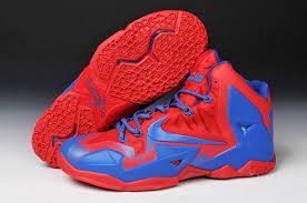 lebron shoes superman. unique lebron 11 superman basketball shoes red blue 3028000 -