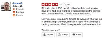 7 Examples Of Stellar Restaurant Customer Service