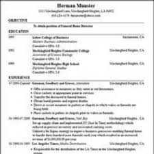 Free Resume Maker Online Inspiration Free Resume Creator Complete Guide Example