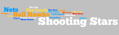list of sports teams sports team names list best sport nicknames funny