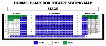 Gammage Seating Chart Phx Stages Seating Charts