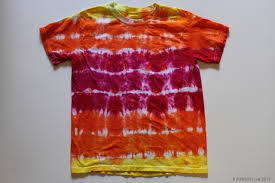 Different Tie Dye Patterns Interesting TieDye Patterns Easy DIY Instructions For Stripes