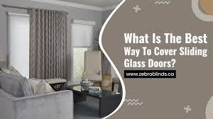 cover sliding glass doors