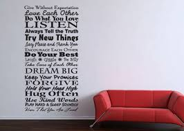 31 words on walls decals cinderellabedroom wall es words lettering art decals mcnettimages com