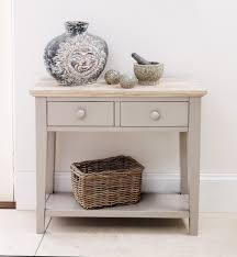 hallway console table. Florence Console Table. Stunning Kitchen Hall Table, 2 Drawers And Shelf, W:82cm | EBay Hallway Table M