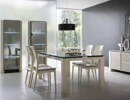 modern dining room sets to give edgy feeling to your dining room