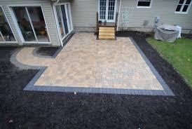 paver patio steps