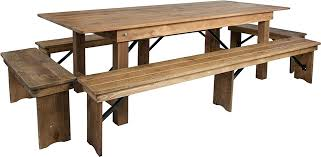 Long Bench Table Thecoollectioncom