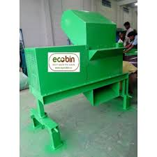 garden shredder. ecobin garden shredder - 10hp capacity