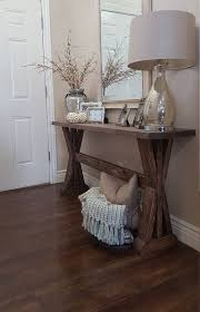 cheap foyer tables. Rustic Farmhouse Entryway Table. By ModernRefinement On Etsy - Indoorlyfe Cheap Foyer Tables