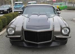 1970 Chevrolet Camaro Pro Touring – 2 Door Coupe