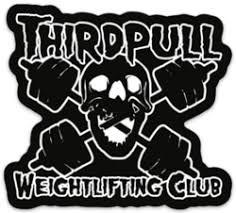 Misfits Skull Logo - Sticker – Third Pull Apparel