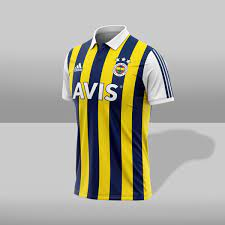 """forma kültür در توییتر """"Fenerbahçe forma seti tasarımı. Tasarım:  @KeremKiraz… """""""