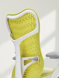 Yellow Office Chairs Herman Miller
