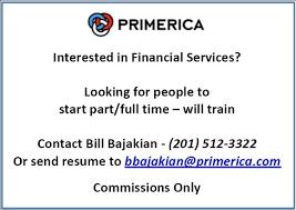 Primerica Financial Primerica Flyers Konmar Mcpgroup Co