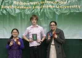 st paul s student wins region science fair