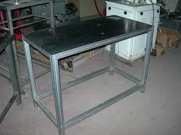 Aluminium Tables Ref 00012 Food Industry Aluminium Tables
