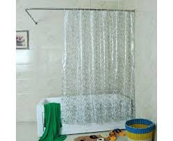 clear shower curtain with design curtain design enchanting clear shower curtain curtain clear clear plastic shower clear shower curtain with design