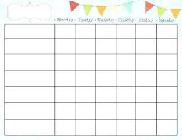 Free Downloadable Chore Chart Templates Simple Chore Chart Template Stagingusasport Info
