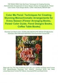 pdf read free color me fl