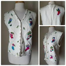 Designers Studio Originals Designers Originals Studio Sweater Vest 1 Listing