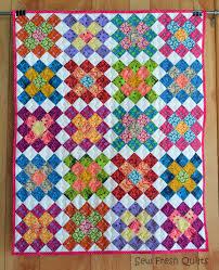 Sew Fresh Quilts: Granny Square Quilt Blocks &  Adamdwight.com