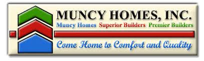 wele to muncy homes inc