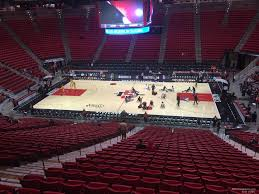 Viejas Arena Section G Rateyourseats Com
