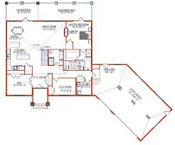 Ranch House Floor Plans With Garage U2014 BITDIGEST Design  What To Small Home Plans With Garage
