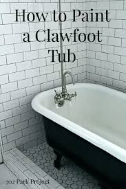 refinish clawfoot tubs refurbished claw foot tubs refinished tubs reconditioned tubs refinishing clawfoot tub kit refinish clawfoot tubs