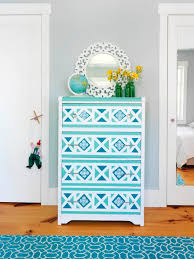 painting designs on furniture. CI-Susan-Teare_geometric-dresser_s3x4 Painting Designs On Furniture I
