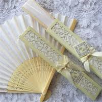 Wholesale <b>Personalized</b> Silk <b>Wedding</b> Fans for Resale - Group Buy ...