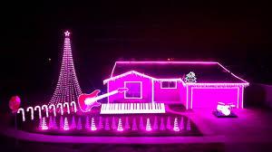 Let It Go Christmas Light Show