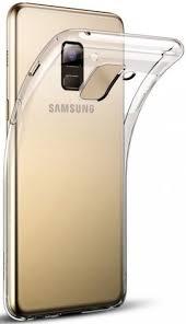 <b>Клип</b>-<b>Кейс MediaGadget Samsung Galaxy</b> A8 прозрачный - цена ...