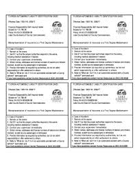 Liability Lakecountyfl Identification Fax Card Fillable Email Print Florida - Automobile Pdffiller Online